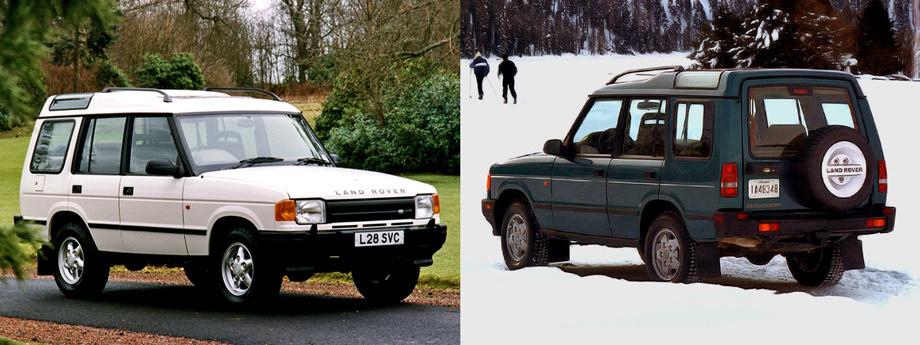 Всего за девять лет было выпущено 392 443 машины первого поколения. Несколько месяцев автомобиль продавался как Honda Crossroad — до того как достаться компании BMW, фирма Rover Group сотрудничала с японцами.