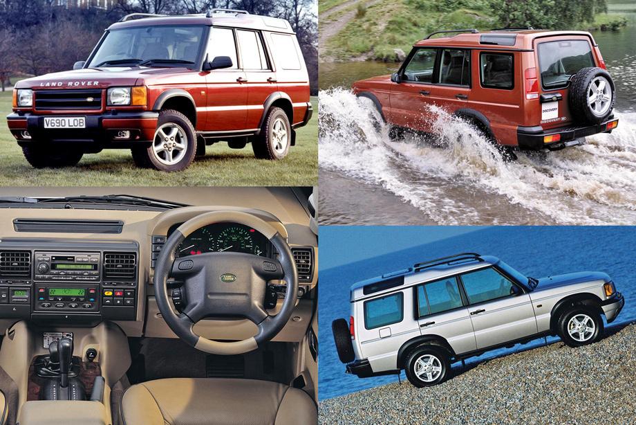 В 1998 году было представлено второе поколение Discovery. Автомобиль сохранил прежнюю колёсную базу 100 дюймов (2540 мм), но стал длиннее и шире.