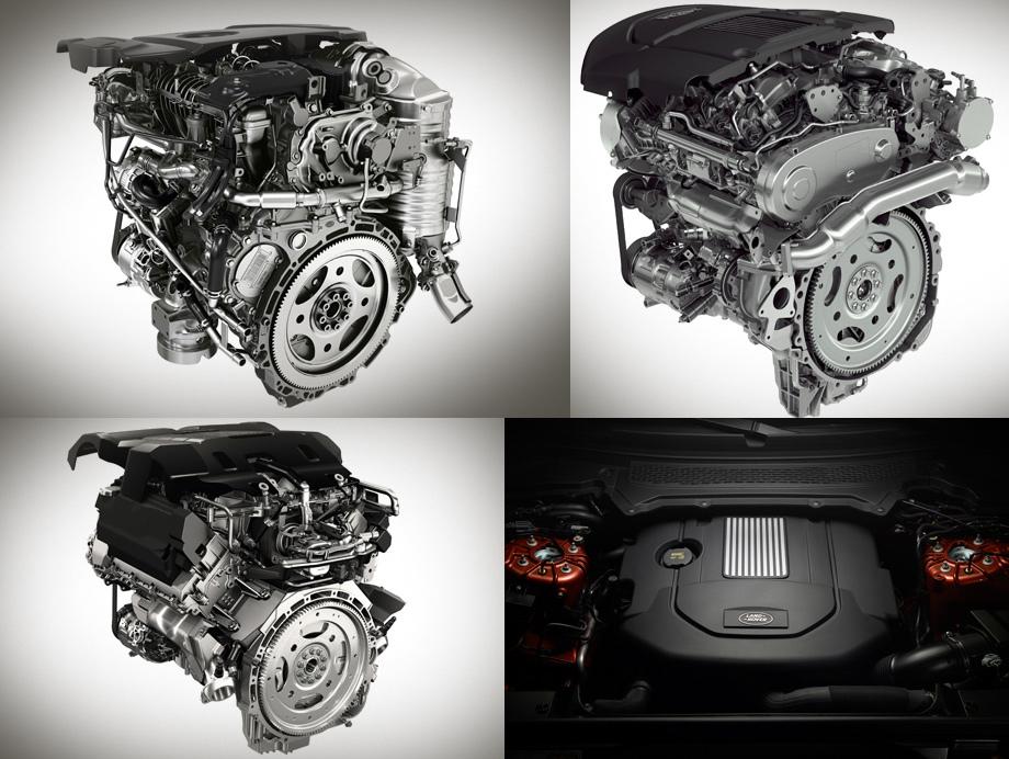 Все моторы на Discovery (показаны TD4, TDV6, Si6) совмещены с «восьмиступенчатым» автоматом ZF. Трёхлитровый дизель разгоняет машину с места до ста за 8,1 с, а бензиновый агрегат V6 — за 7,1 с. Расход топлива таких модификаций равен 7,5 и 11,5 л/100 км соответственно.