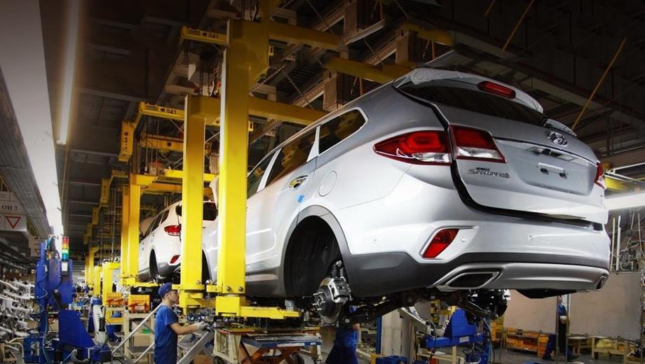 Hyundai santa fe,Hyundai grand santa fe. Кроссовер Hyundai Grand Santa Fe на нашем рынке стоит от 2 214 000 рублей.
