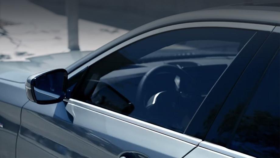 Bmw 5. Автомобиль с заводским индексом G30 будет чуть крупнее предшественника, но примерно на центнер легче.