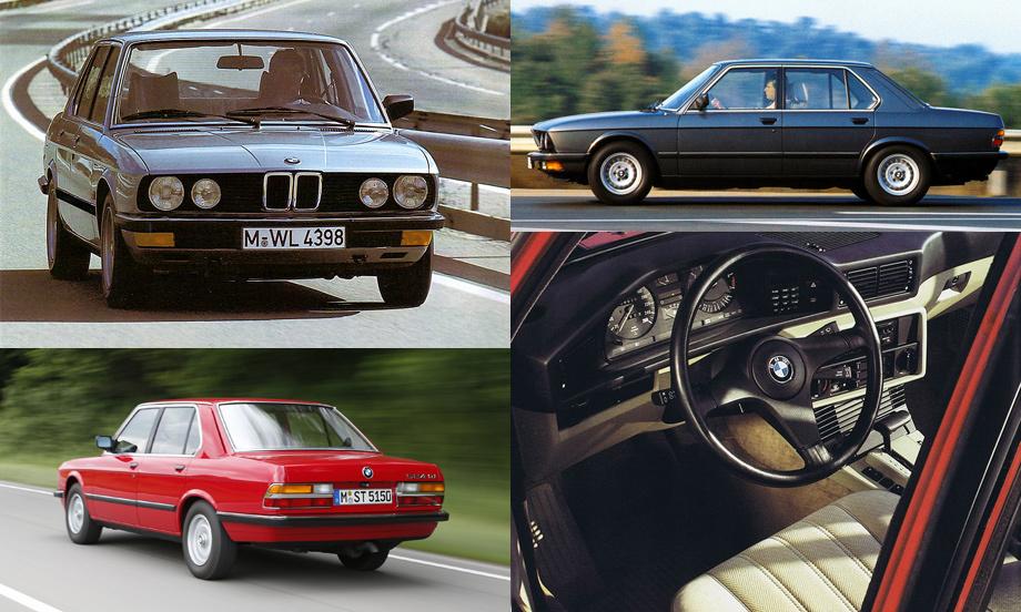 Второе поколение BMW 5-й серии (E28) отличалось от предшественника расширенной комплектацией и доработанными двигателями (как и прежде 1.8, 2.0, 2.5 и 3.5).