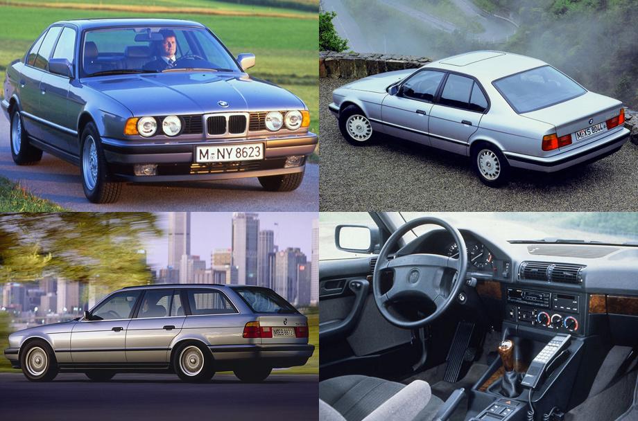 BMW E34 была одной из самых безопасных машин того времени благодаря жёсткой силовой структуре, подушкам безопасности и мощным тормозам с ABS. Кстати, тормозной путь с 97 км/ч занимал у неё всего 40 метров. Кроме того, некоторые версии оснащались системой стабилизации DSC.