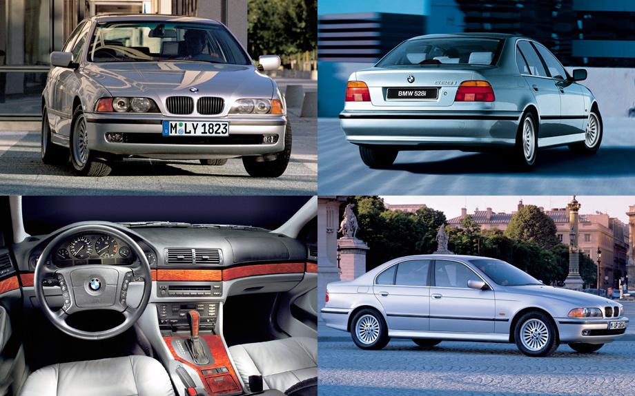 Следуя современным тенденциям, BMW с обозначением E39 стала крупнее (длина 4775 мм, база 2830 мм), комфортнее и безопаснее предшественницы. А вот полный привод исчез, пусть и на время.