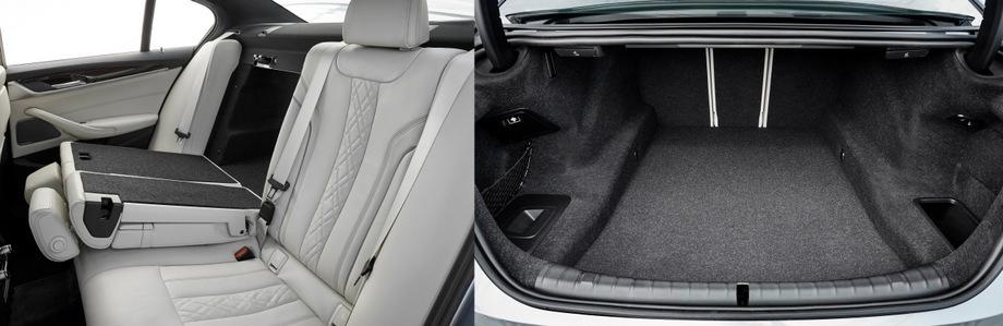 Багажник подрос с 520 до 530 л. Увеличено пространство в области плеч и локтей для передних пассажиров и ног для задних. Облегчена посадка и усилена звукоизоляция (добавлены поглощающие вставки в обивке потолка и акустическое покрытие лобового стекла).