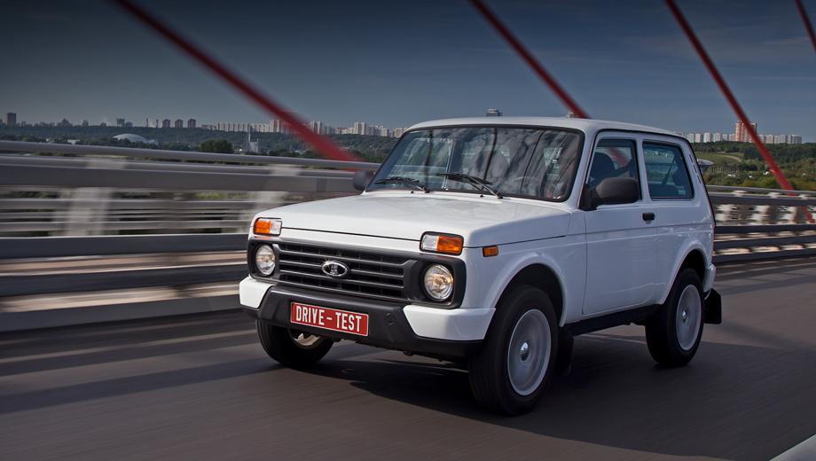 Lada 4x4. Цены начинаются от 465 700 рублей за простейшую комплектацию Стандарт на штампованных колёсах. Urban стоит 512 700, а пятидверная модификация, которую красят только в «металлик», обойдётся на 35 600 рублей дороже.