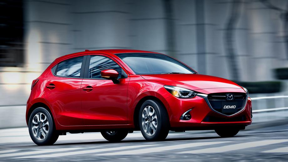 Mazda 2,Mazda demio,Mazda cx-3. Продажи обеих обновлённых моделей в Японии начнутся в ноябре. Хэтч стоит от $11 800, а кроссовер — $20 700.