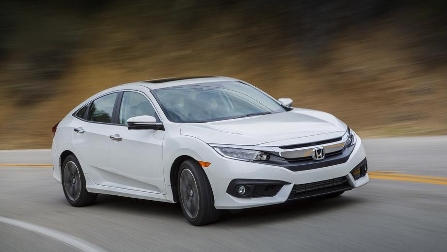 Honda civic,Toyota prius. Под отзыв попали 350 000 Сивиков в кузове хэтчбек и седан, выпущенных в 2016 году.