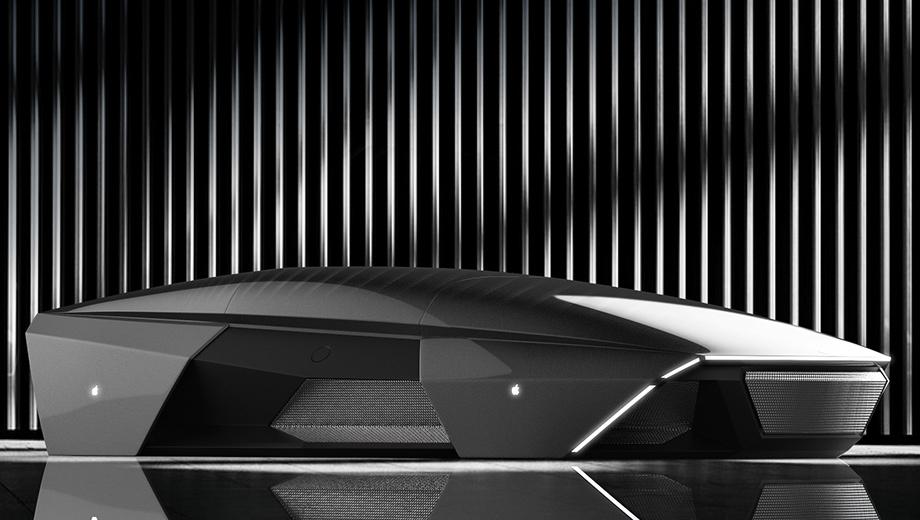 Хотя «яблочники» начали разработку электрокара ещё в 2014 году, официальных подтверждений тому не было и нет. Поэтому условный iCar существует лишь в воображении художников. На иллюстрации — автономный концепт Apple Car 2076 от турецкого дизайнера Али Кама.