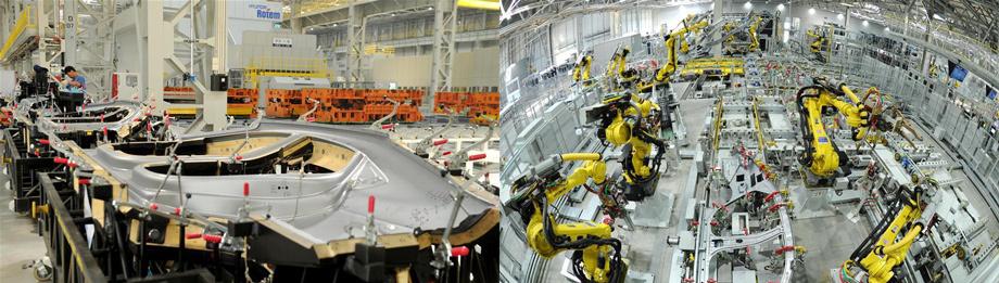 Для нового завода, который сам может осуществлять комплексную переработку отходов и выбросов, выбрано стратегически важное место. До Пекина — всего 200 км, до порта Тяньцзиня тоже относительно недалеко, как и до материально-технической базы Hyundai.