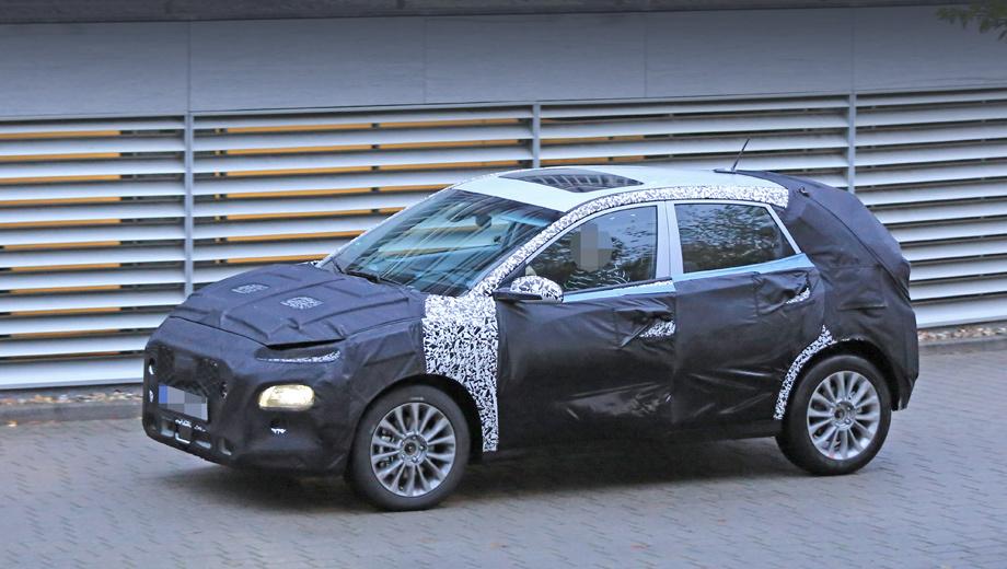 Hyundai b-suv. По предварительным данным, продаваться новая модель будет в Европе, Океании и США.