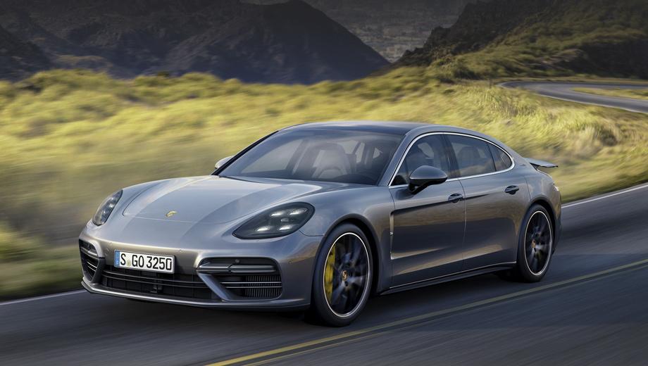 Porsche panamera,Porsche panamera executive. Автошоу в Лос-Анджелесе стартует через шесть дней. Там будут представлены все последние модификации Панамеры. На фото — самая дорогая версия Panamera Turbo Executive.