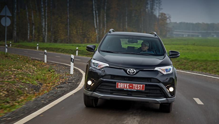 Toyota rav4. Нынешний диапазон цен на Тойоту RAV4 ― от 1 299 000 до 2 275 667 рублей. Дизелей больше нет, остались бензиновые моторы 2.0 («механика» или вариатор, передний или полный привод) и 2.5 с гидромеханическим «автоматом» и полным приводом.
