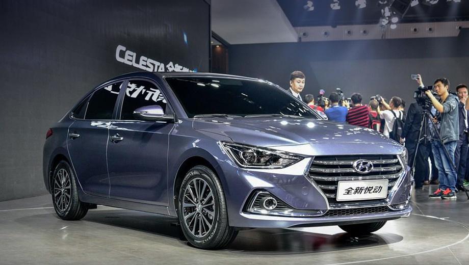 Hyundai celesta. Планирует ли производитель поставлять седан Hyundai Celesta на какие-то рынки, помимо китайского, пока неизвестно.