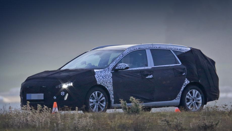 Hyundai i30,Hyundai i30 estate wagon. Если ориентироваться на предшественников, то перед нами машина с названием i30 CW / Wagon / Estate / Tourer (приставка к индексу отличалась на разных рынках).