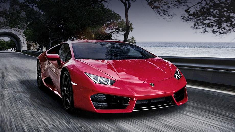 Lamborghini выпустит компактный спорткар HuracanLP 580-2