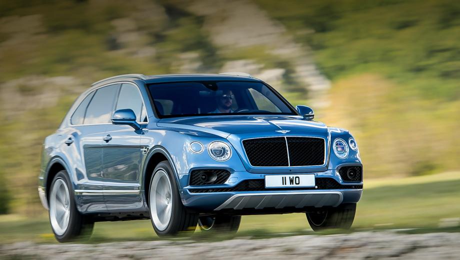 Bentley bentayga. Bentayga превзошла все ожидания по продажам. Британцы собирались в 2016 году реализовать 3600 машин, а в результате получили 5600 заказов. И спрос продолжает расти.