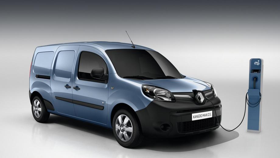 Renault kangoo,Renault kangoo ze. Разработчики пока не уточнили, как новый аккумулятор сказался на динамике машины и, главное, на цене.