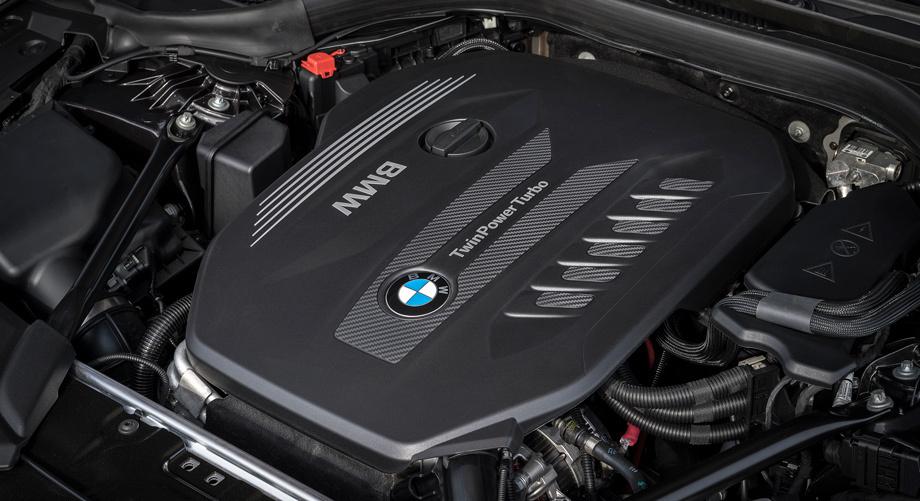 Двигатель версии 530d (265 л.с., 620 Н•м) характерен изменяемой геометрией направляющего аппарата турбокомпрессора и непосредственным впрыском топлива под давлением до 2500 бар. Обозначение мотора — B57D30. Где B — имя модульного семейства, образованного в 2013 году, 5 — код числа и расположения цилиндров (6, в ряд), 7 — тип двигателя и впрыска (турбодизель, непосредственный впрыск), D — тип топлива, 30 — объём двигателя с шагом 0,5 л (объём одного модуля-цилиндра).