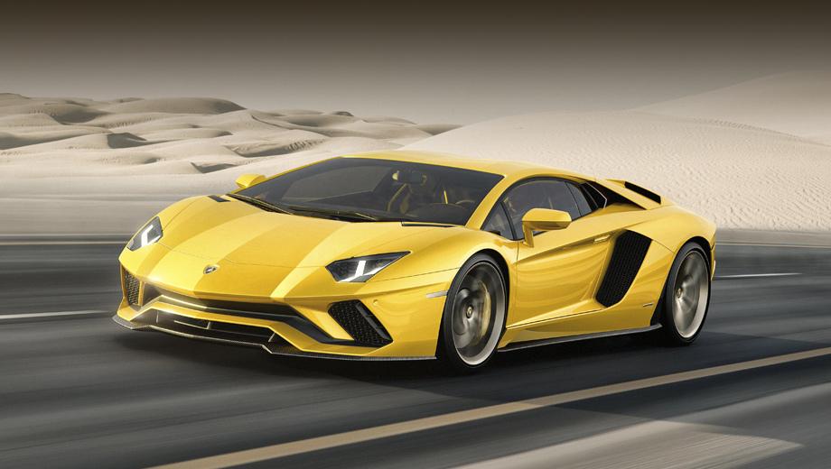 Lamborghini aventador,Lamborghini aventador s. Новые аэродинамические элементы (сплиттер, антиткрыло, диффузор) помимо чисто практической функции добавили Авентадору агрессивности в облике.