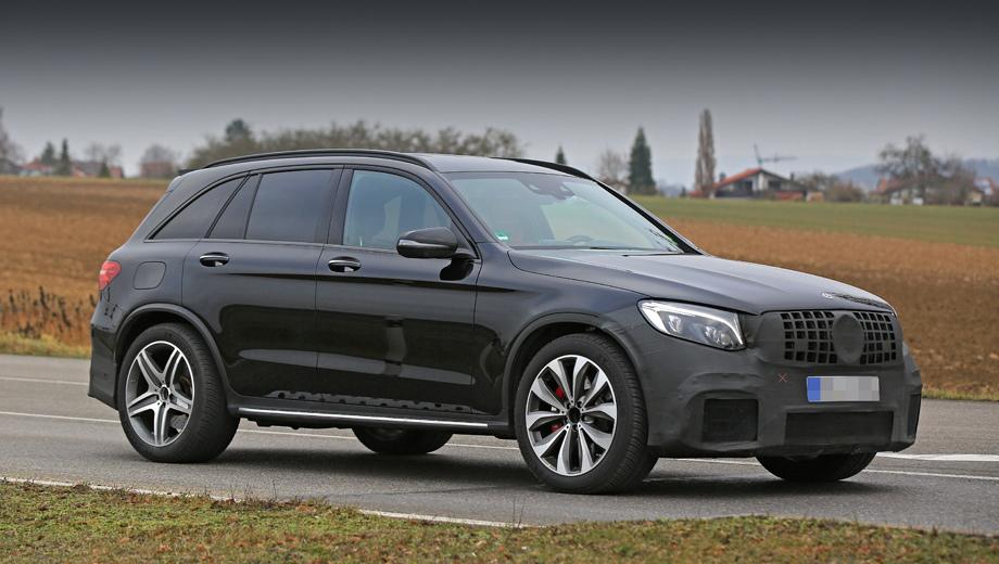 Mercedes glc,Mercedes glc amg,Mercedes g. Вариант GLC 63 должен быть запущен на рынок в первой половине следующего года, так что самая вероятная дата премьеры — март, Женевский автосалон.