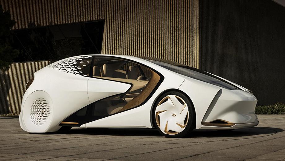 Toyota concept,Toyota concept-i. Шоу-кар создан в студии CALTY Design Research в Ньюпорт-Бич (Калифорния) при участии специалистов Toyota Innovation Hub в Сан-Франциско.