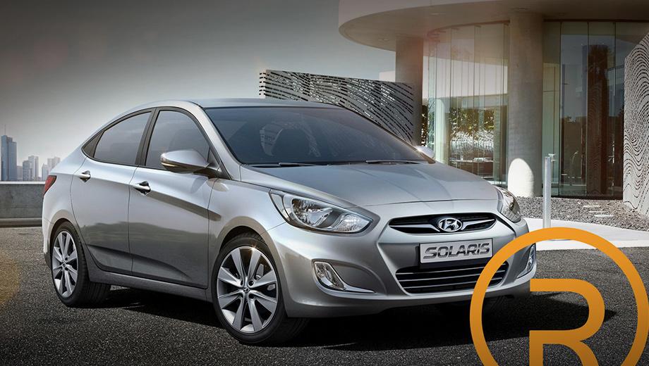 Промо Hyundai Solaris. Основные достоинства
