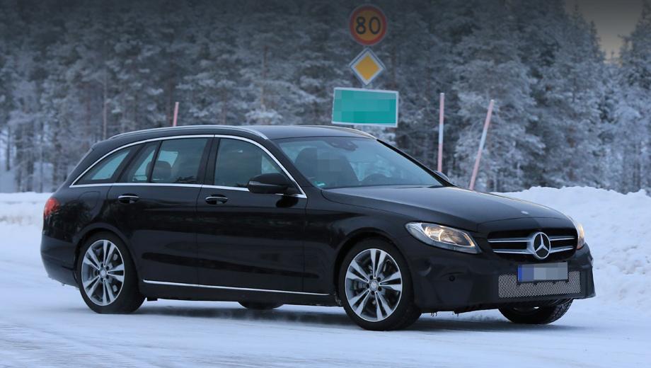 Mercedes c. К выставке в Женеве (март) компания не успеет довести С-класс до финального вида. Более вероятна премьера во Франкфурте в сентябре. Будет ли показан универсал одновременно с седаном или «сарай» придержат, например, до января 2018-го, — неясно.