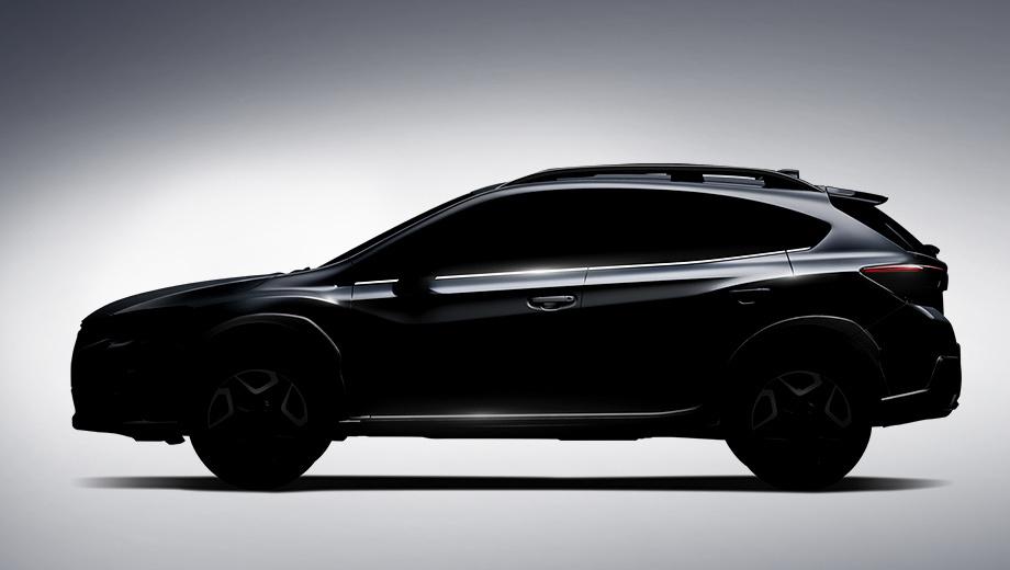 Subaru xv. По слухам, кузов у грядущего серийного XV будет как минимум наполовину состоять из высокопрочных сталей, а жёсткость остова повысится в полтора раза.