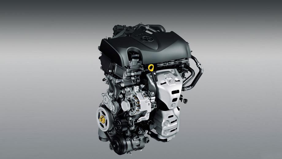 Toyota yaris. Новая «четвёрка» (на снимке) продолжает линию высокоэффективных бензиновых моторов, стартовавшую с агрегатов 1.3 и 1.0 в 2014-м. Выпускать «полторашку» будут в Польше.