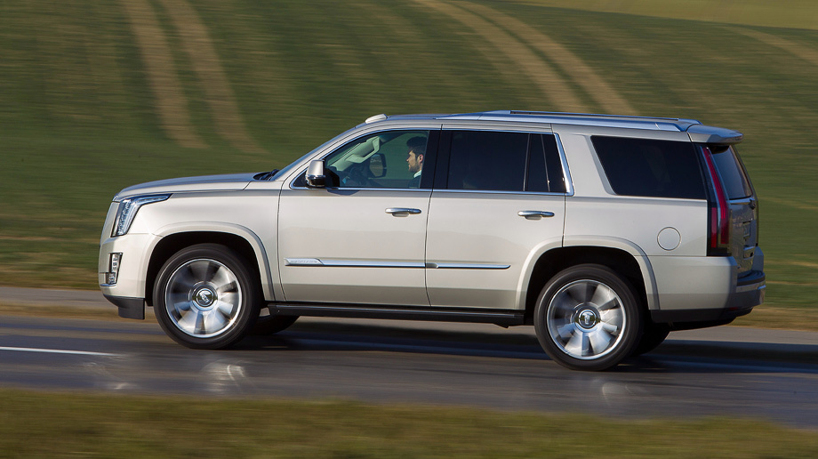 В 2018 году фирма Cadillac выпустит компактный кроссовер