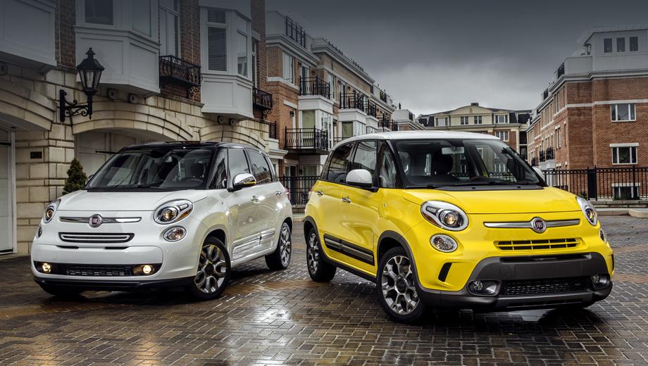 Fiat 500l. По данным Росстандарта, ОТТС на модель 500L (и её вариации) действует по 14 декабря 2019 года. Для обдумывания следующих шагов у фирмы немало времени.