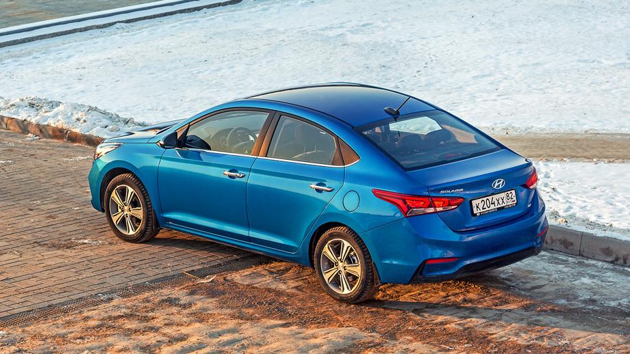 Взрослеем вместе сседаном Hyundai Solaris второго поколения. Тест-драйв hyundai solaris — ДРАЙВ