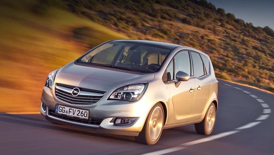 Opel meriva. Стоит отметить, что это всего лишь второй отзыв Меривы за всю её историю, которая началась в 2010 году и вот-вот закончится, когда на рынок выйдет преемник модели — паркетник Opel Crossland X.