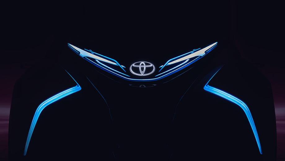 Toyota concept,Toyota i-tril. Производитель почти ничего не рассказал о технике концепта, зато пообещал «удовольствие от вождения даже на малых скоростях в городской среде».
