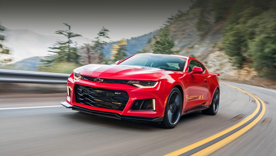 Chevrolet camaro zl1. Стоимость купе в США с учётом доставки и налогов — $63 435 (3,68 млн рублей, версия с шестиступенчатой «механикой») или $65 830 (с «автоматом»). Аналогичный кабриолет дороже на $6000.