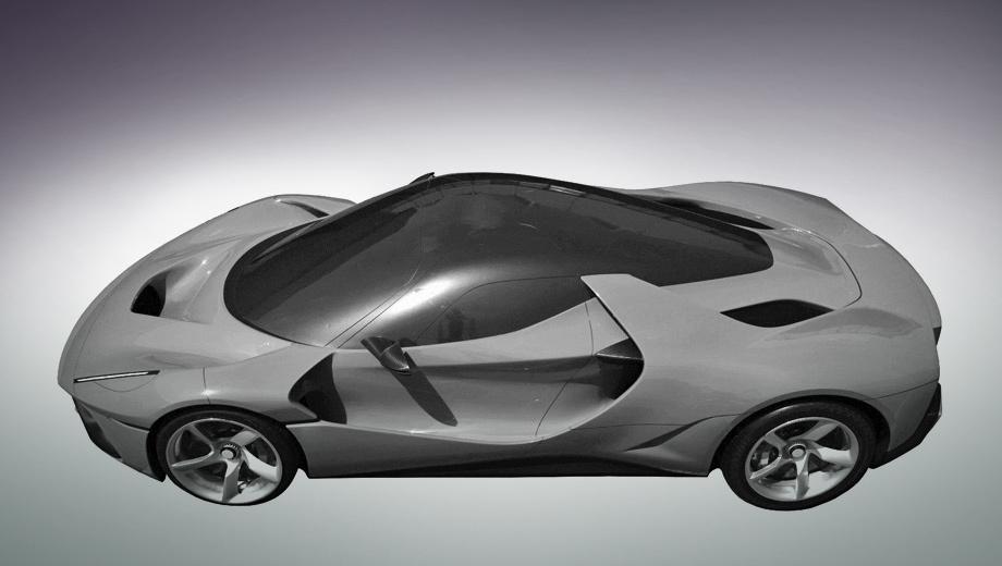 Ferrari la. Глядя на картинки, публика вспоминает историю с фирмой Maserati, которая будто бы хотела построить гиперкар на базе LaFerrari, но потом всё опровергла.