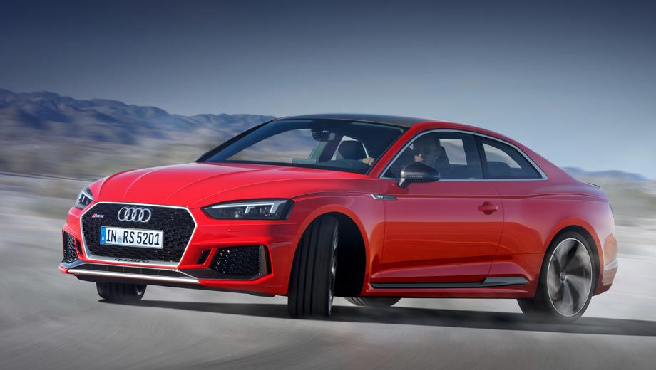 Audi rs5. В Германии начальная цена на Audi RS5 составит 80 900 евро. Для справки, Mercedes-AMG C 63 Coupe там же стоит от 78 302 евро, а обладателем BMW M4 можно стать и вовсе за 76 700 евро. Но ещё выгоднее купе Cadillac ATS-V за 72 500 евро.