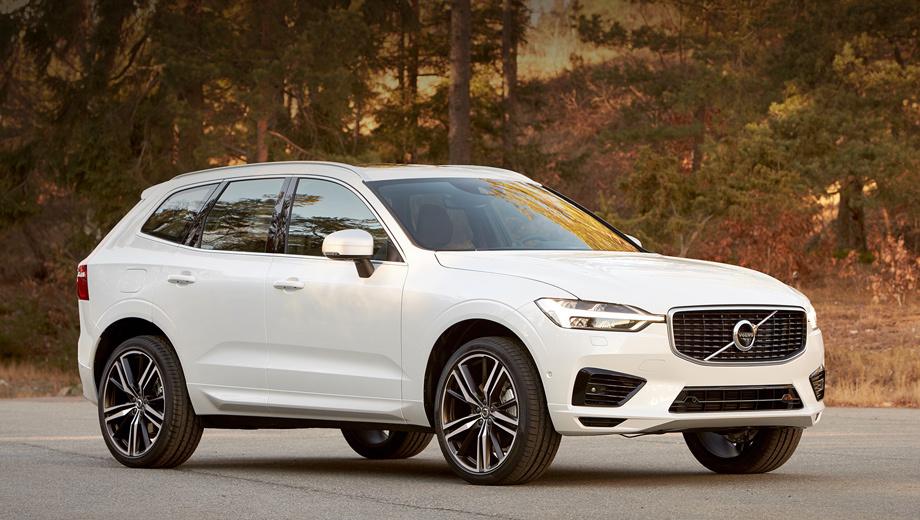 Volvo xc60. Новичок выглядит уменьшенной копией Volvo XC90, и это пойдёт ему на пользу. Предшественник разошёлся по свету почти миллионным тиражом, став в Европе самым популярным в среднеразмерном сегменте. Его доля и сейчас составляет около 30% от общего объёма продаж Volvo.
