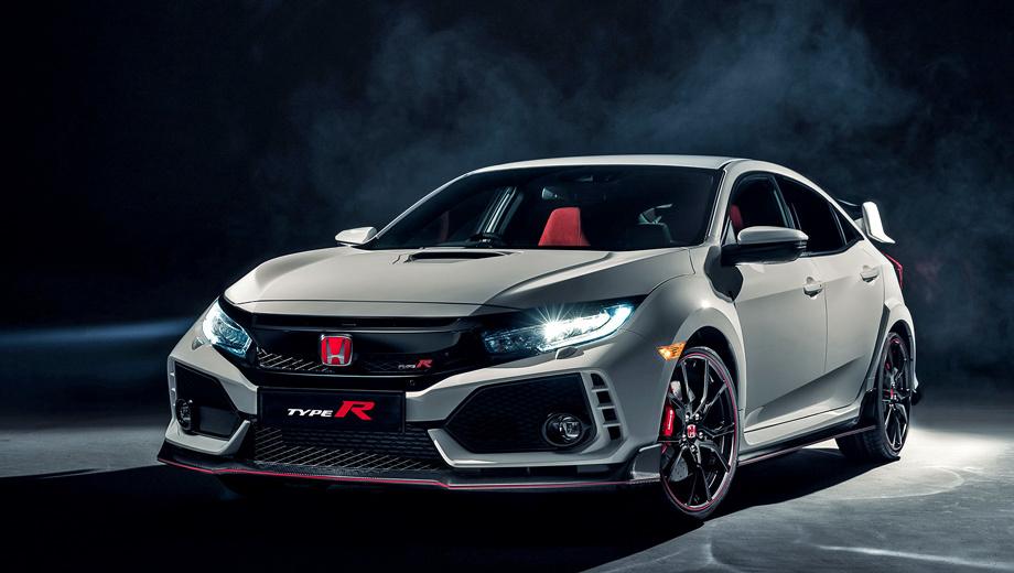 Honda civic,Honda civic type r. Дебют Хонды Civic Type R состоится на Женевском мотор-шоу 2017 года, на котором уже начались пресс-дни, а продажи хот-хэтчей в Европе, США и Японии стартуют ближайшим летом. В России реализация не планируется.