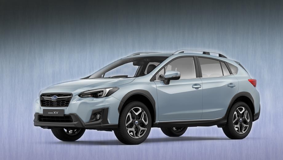 Subaru xv. Дебют Subaru XV третьей генерации состоялся на Женевском автосалоне, а машину для Северной Америки покажут в апреле на мотор-шоу в Нью-Йорке. К слову, в Европе с 2013-й по 2016 год продано 42 286 машин прошлого поколения, а в США за тот же период ― 309 301 автомобиль.