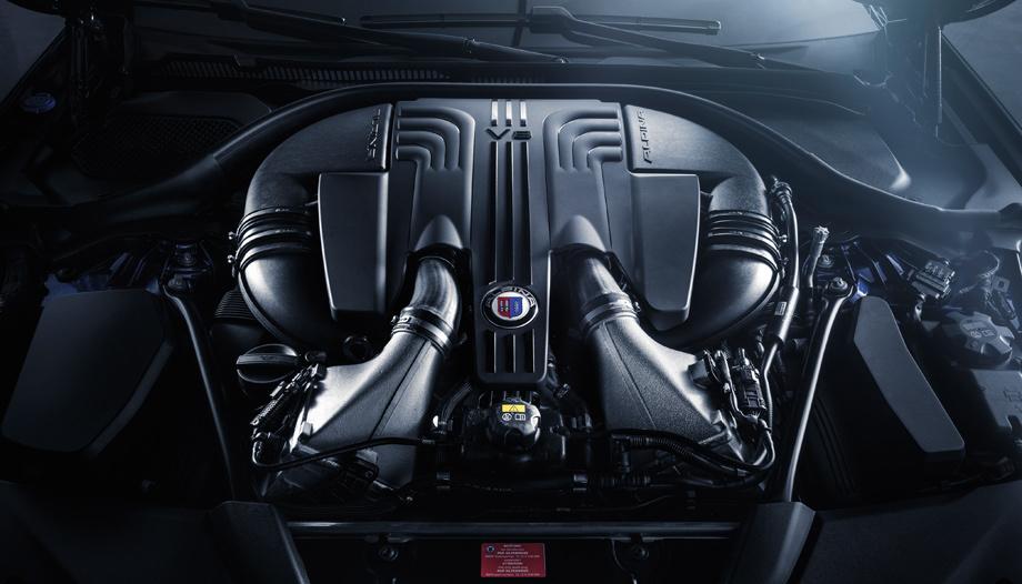 Семья BMW Alpina B5 Bi-Turbo освоила полный привод