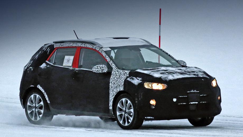 Kia stonic. На модель Kia Stonic планируется устанавливать шестиступенчатые механические и автоматические коробки передач. Предположительно, в списке базового оснащения у машин для Европы и США мы увидим шесть подушек безопасности и систему стабилизации.