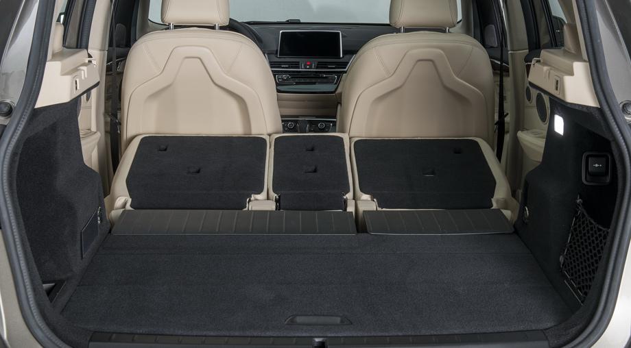 Озвучены рублевые цены на БМВ 2 серии Active Tourer