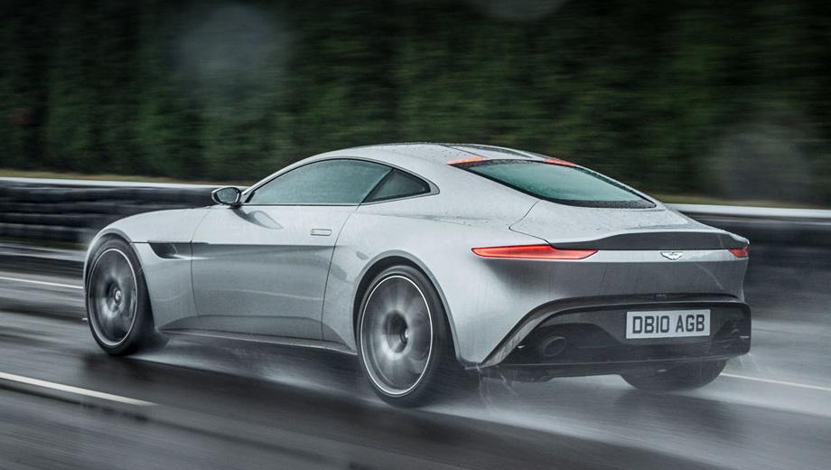 Aston martin vantage. Грядущий Aston Martin Vantage будет похож на купе DB10. Мировая премьера бэйби-Астона ожидается в сентябре 2017 года во Франкфурте, а продажи по обе стороны Атлантики начнутся в 2018-м. По прогнозам, в Штатах Vantage будет стоить от $125 000, тогда как за DB11 просят $215 000.