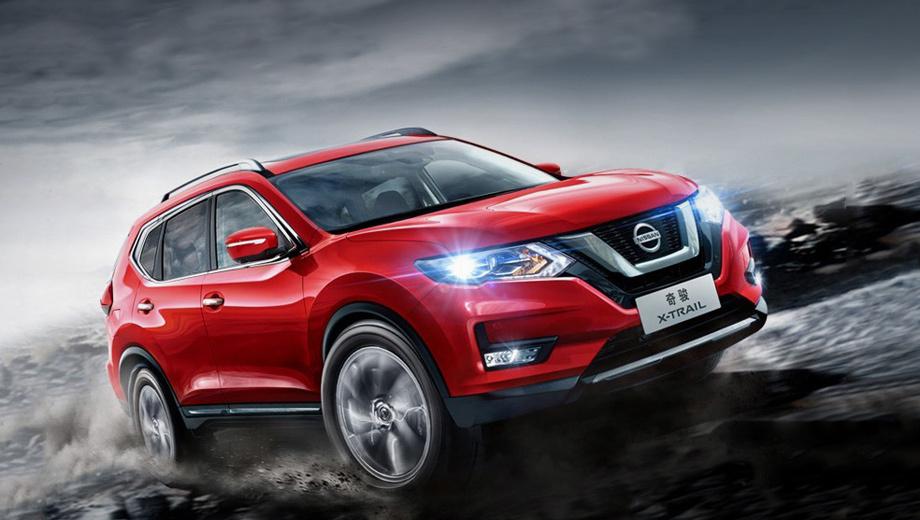 Nissan x-trail. Пока неизвестно, когда модернизированный Nissan X-Trail доберётся до России, а в Европе продажи начнутся, предположительно, летом 2017 года. Линейка моторов, скорей всего, останется прежней ― турбомотор 1.6 DIG-T (163 л.с.) и турбодизели 1.6 dCi (130 сил) и 2.0 dCi (177 сил).