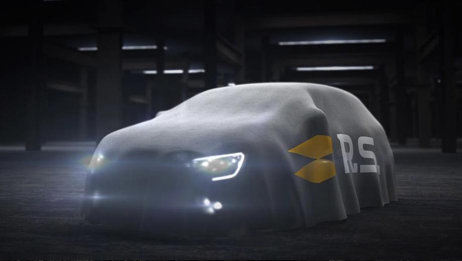 Renault megane,Renault megane rs. Следующий Megane RS многое нам покажет впервые. Это и преселективный «робот», и пятидверный кузов, и полноуправляемое шасси. Премьера ожидается на Франкфуртском автосалоне в сентябре 2017 года.