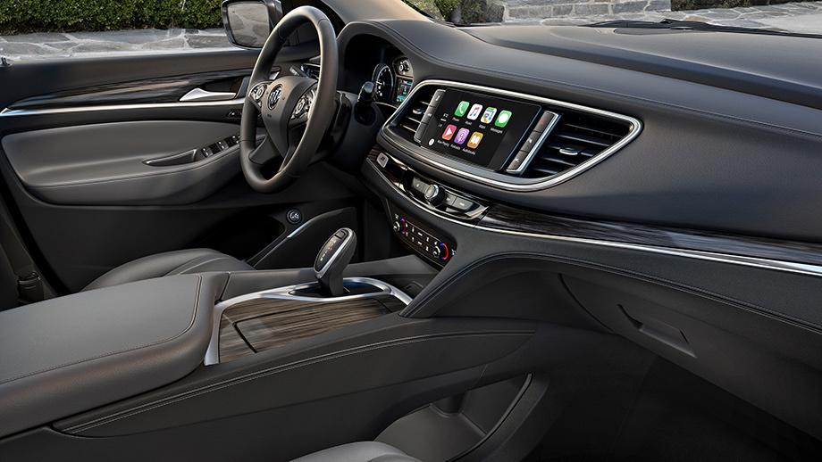 Buick представил новый тип кроссовера Enclave Aveniur 2018