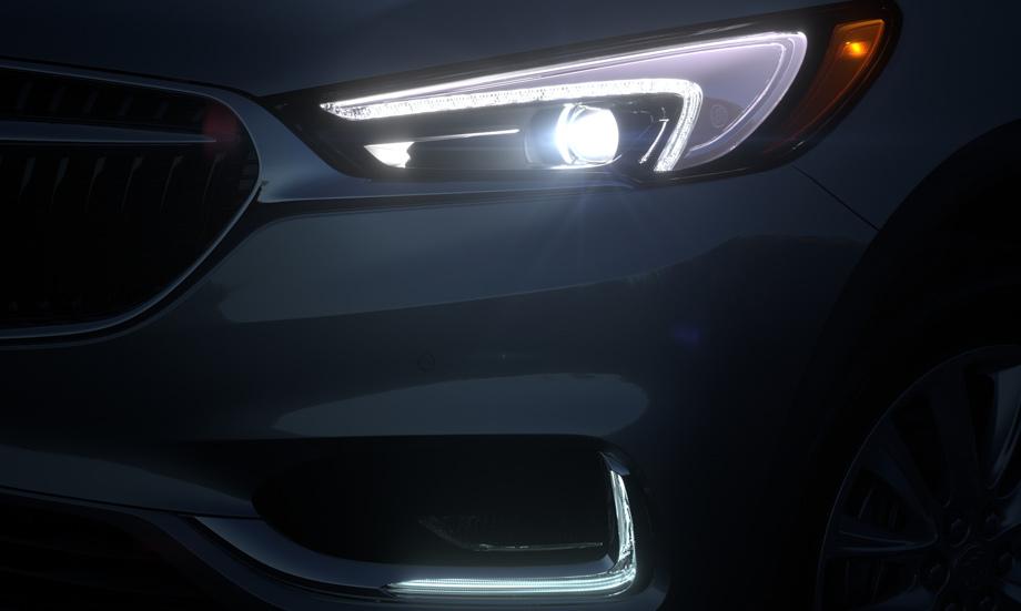 Buick представил обновленный тип кроссовера Enclave Avenir