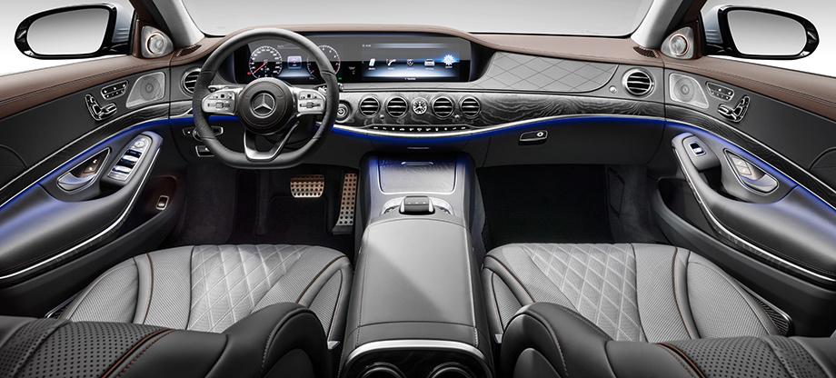 Mercedes-Benz S - Автосалон Престиж Автомоторс в Симферополе
